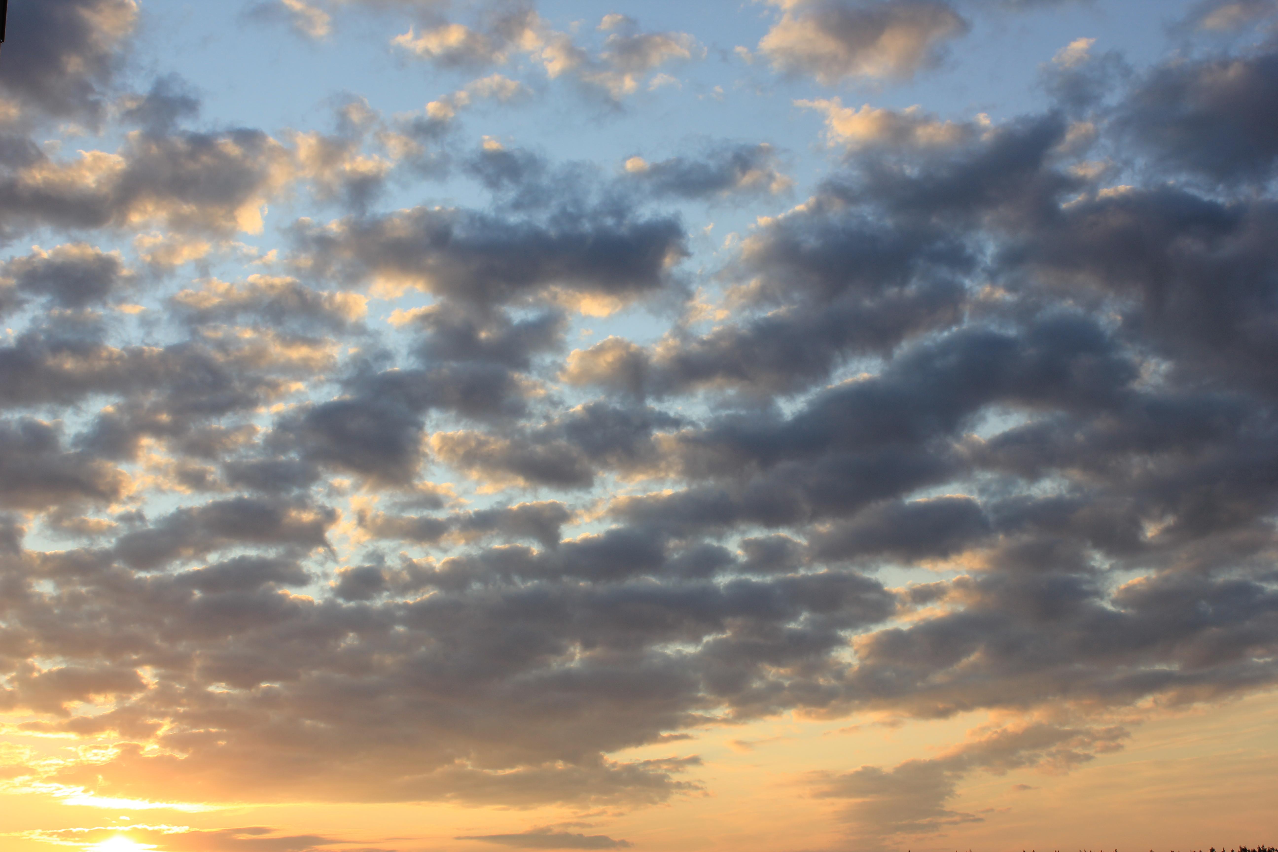 уходящее солнце в закат (28)
