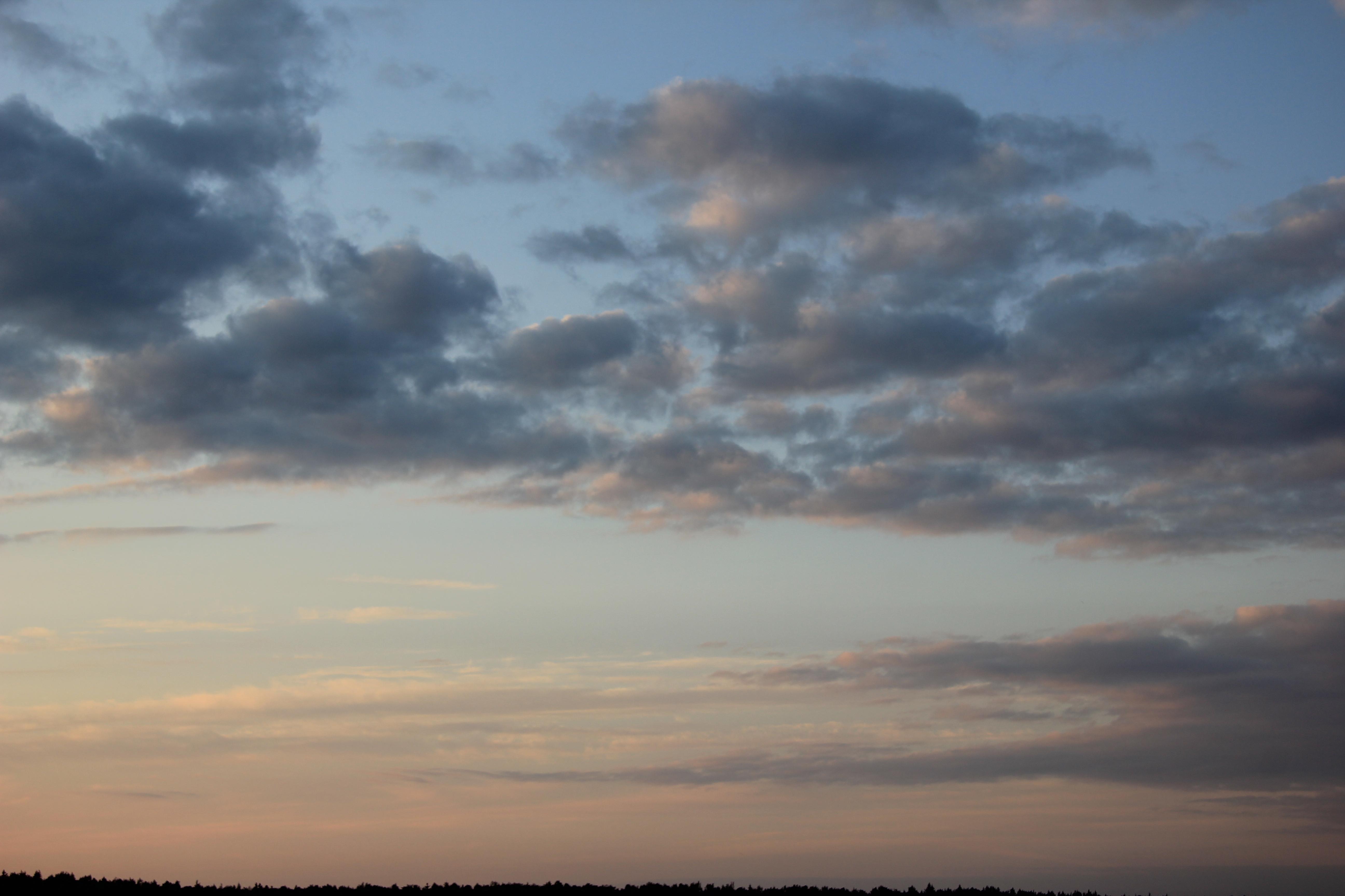 уходящее солнце в закат (3)