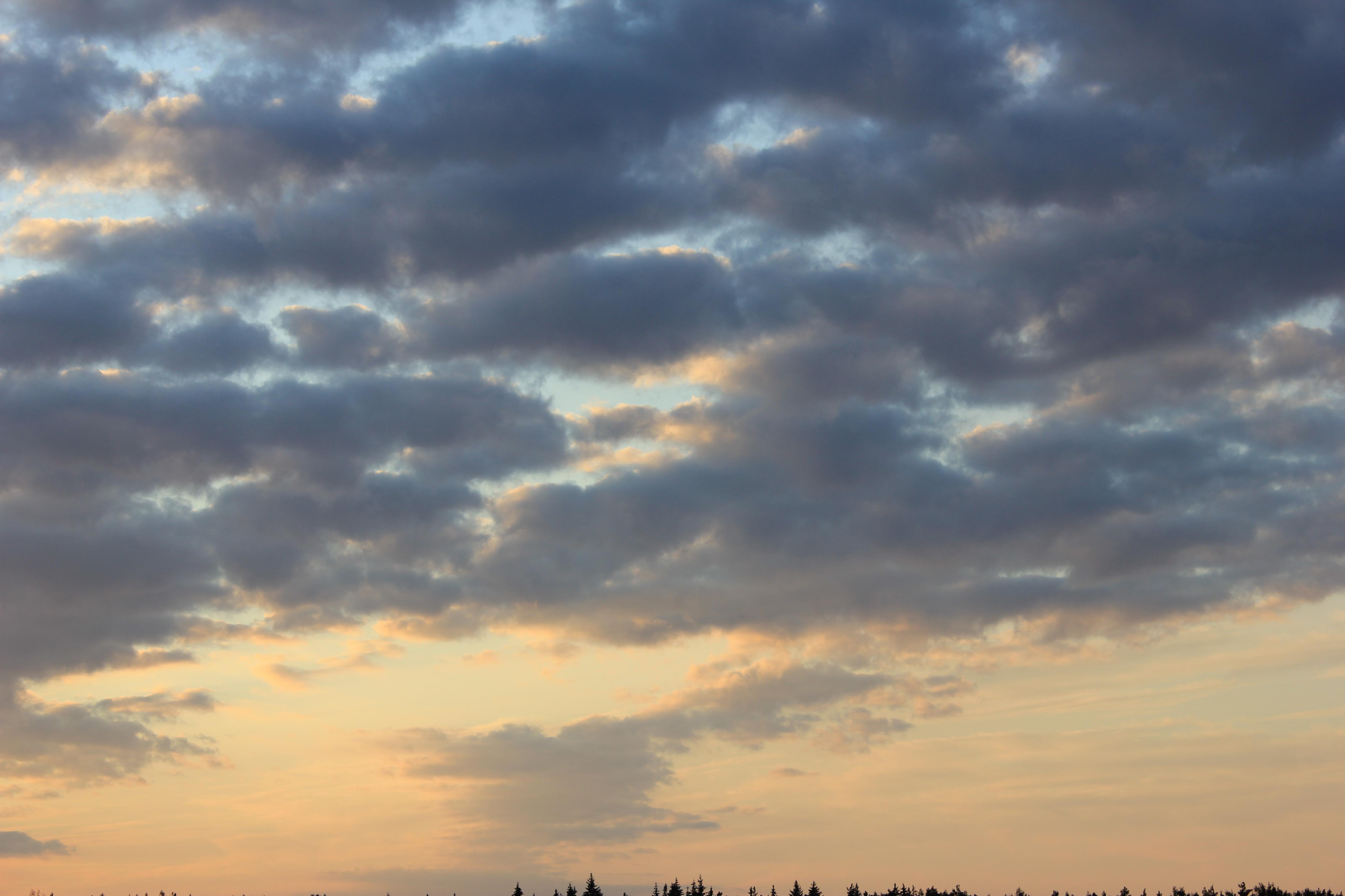 уходящее солнце в закат (41)