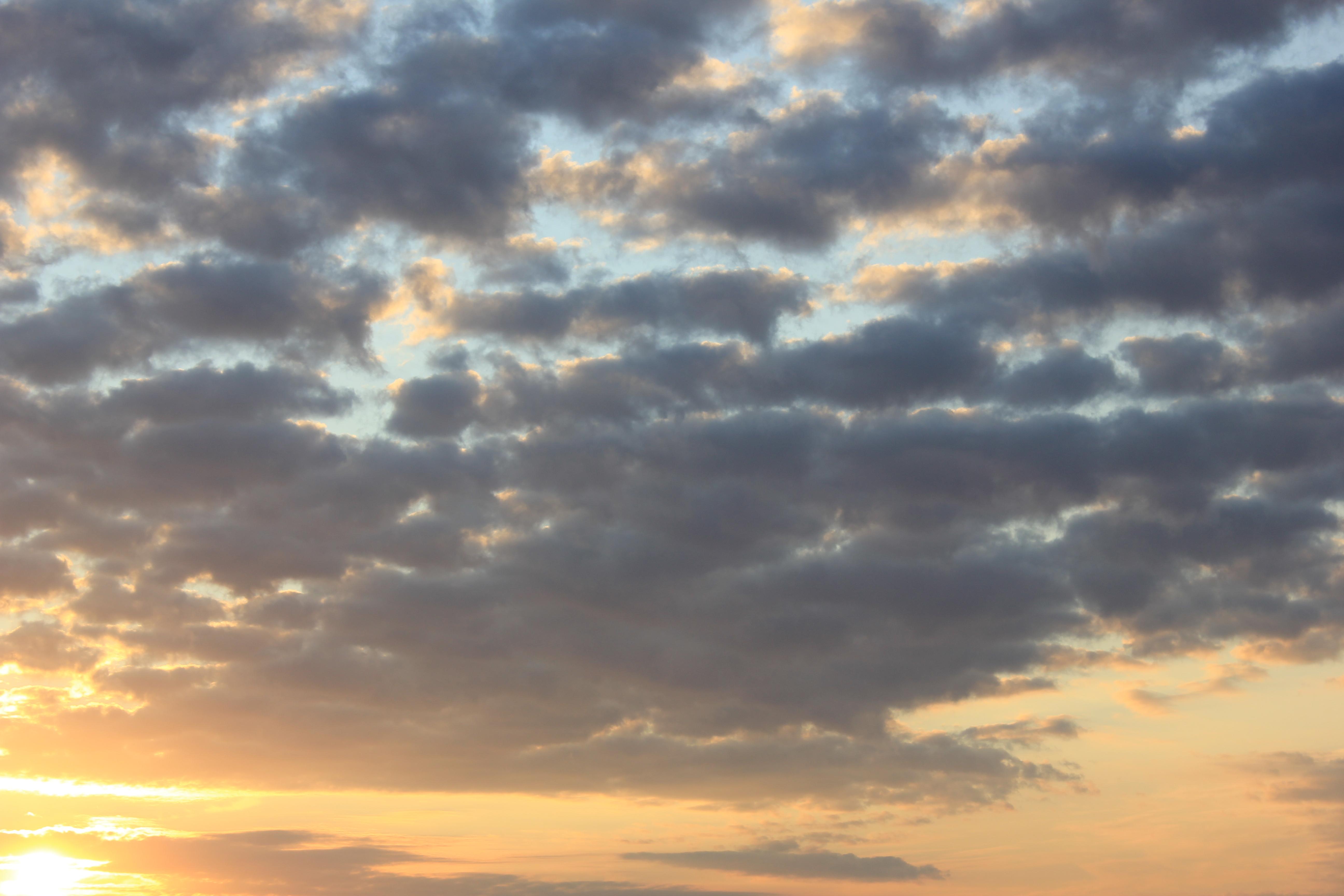 уходящее солнце в закат (45)