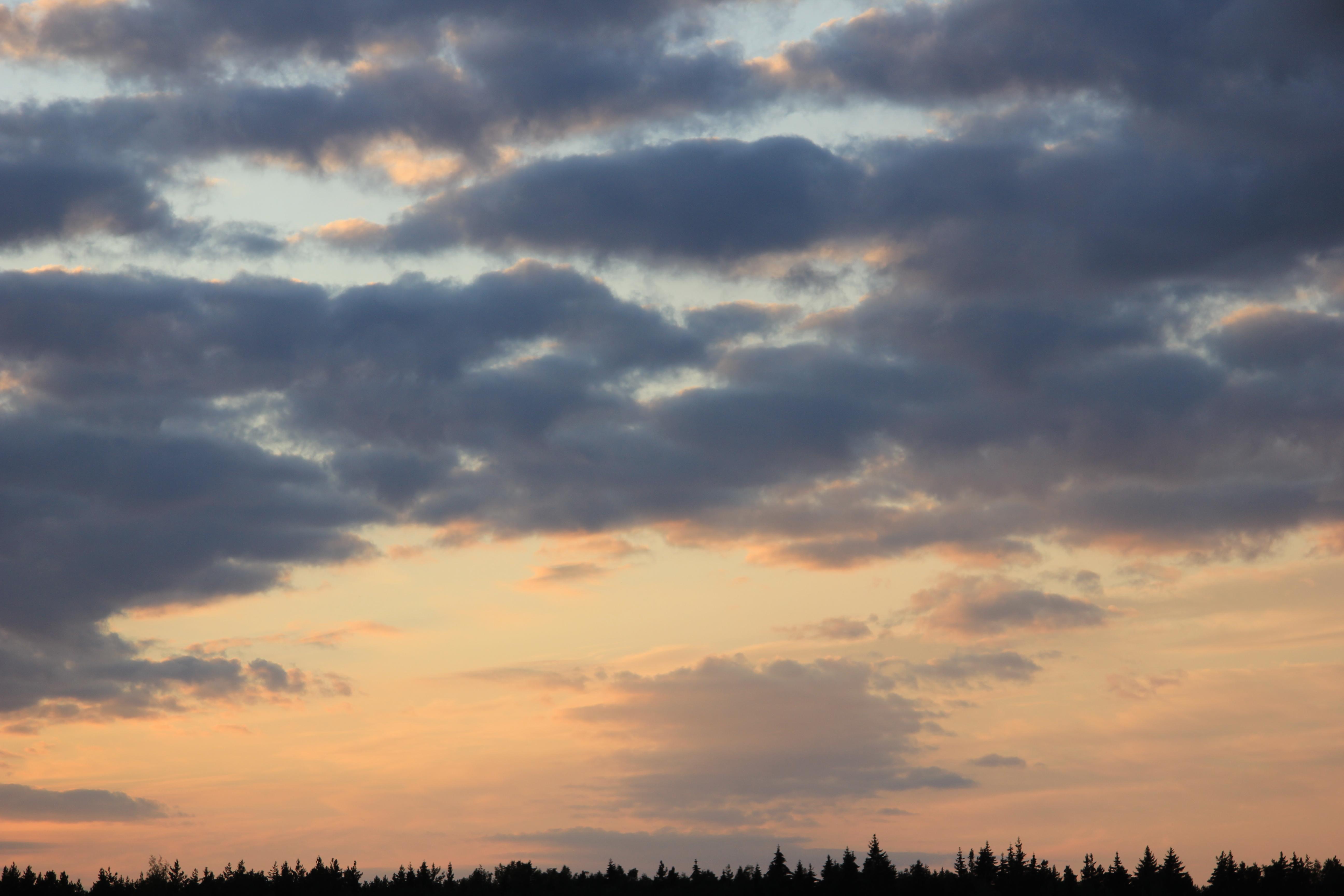 уходящее солнце в закат (54)