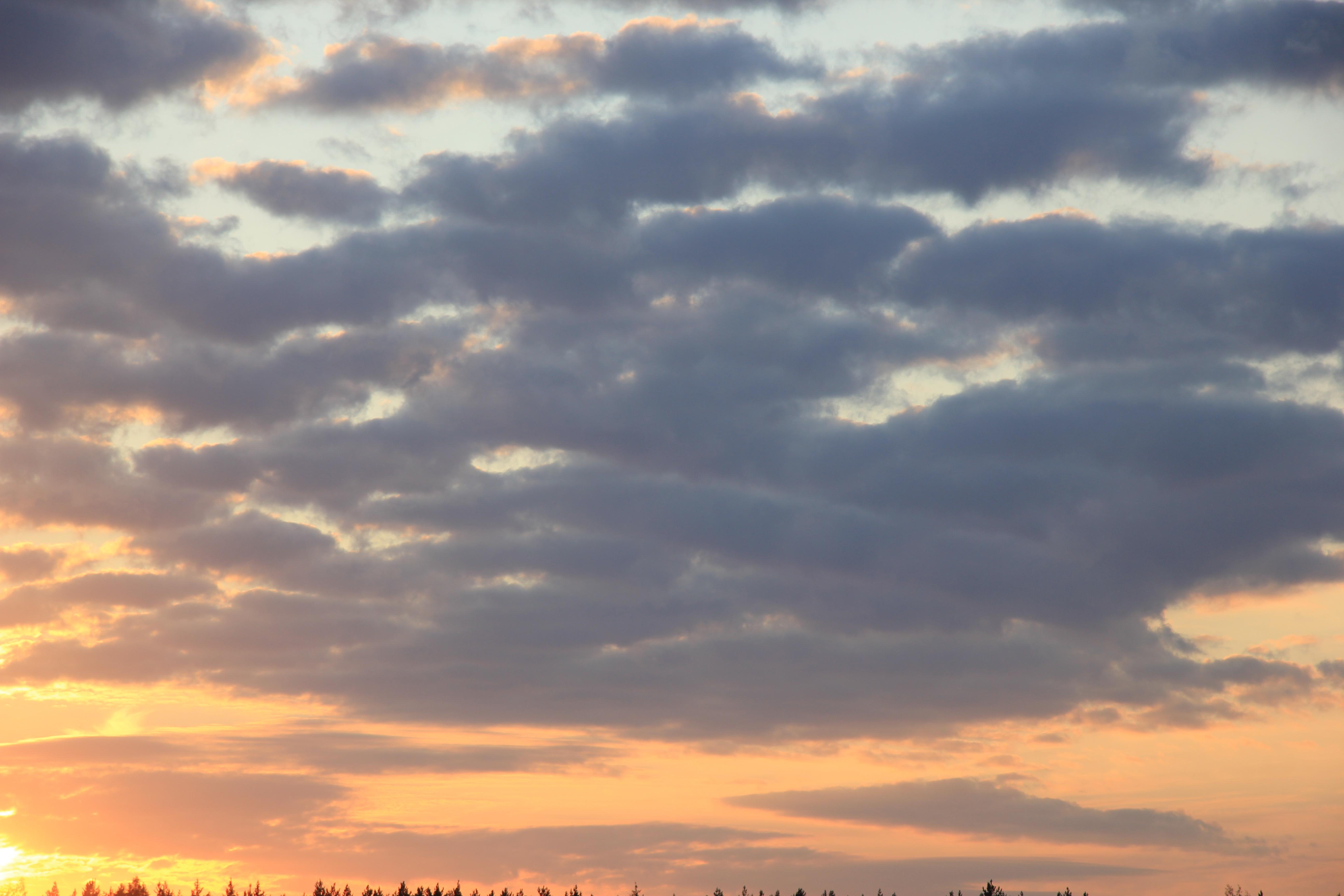 уходящее солнце в закат (8)