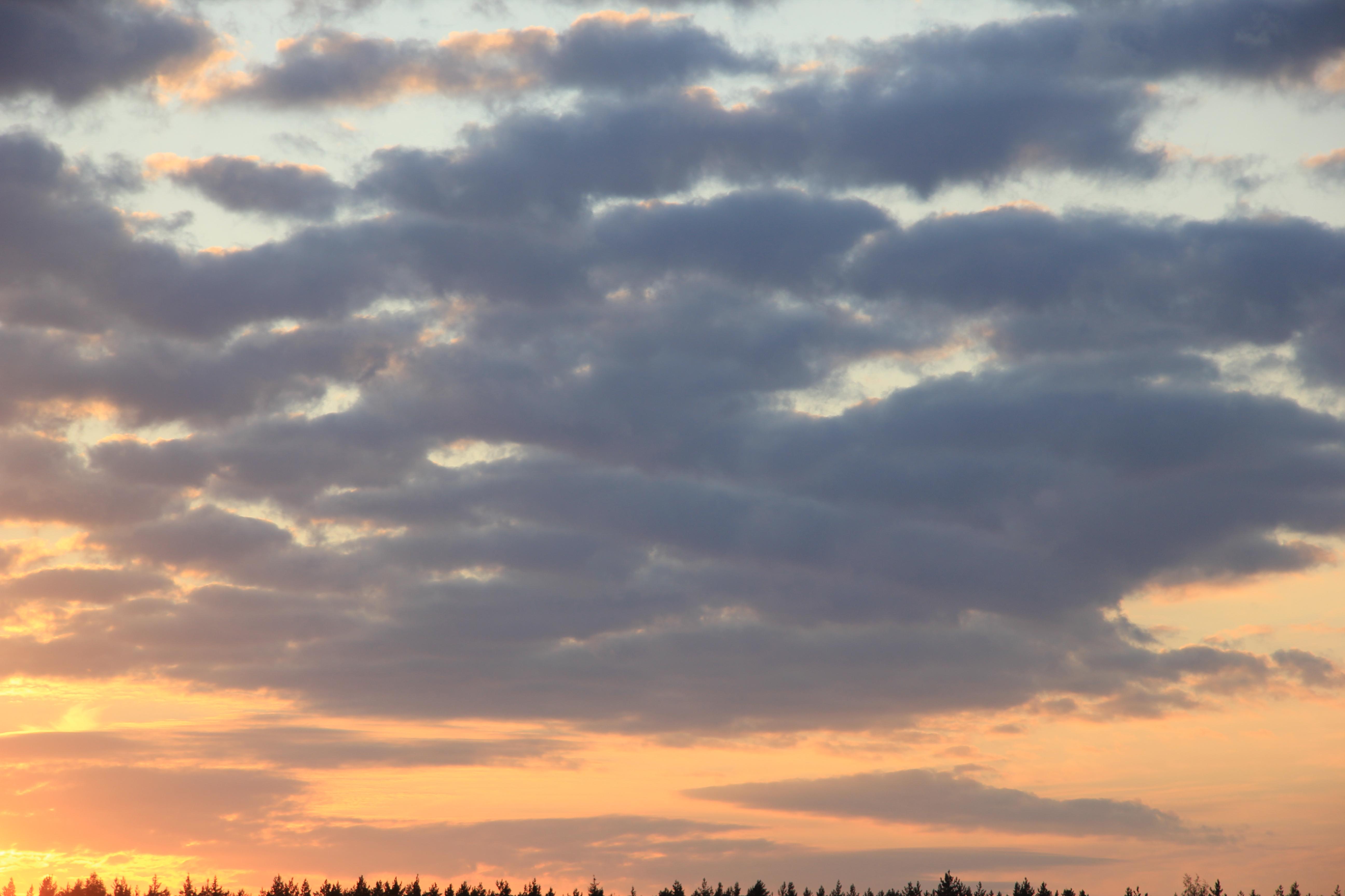 уходящее солнце в закат (9)