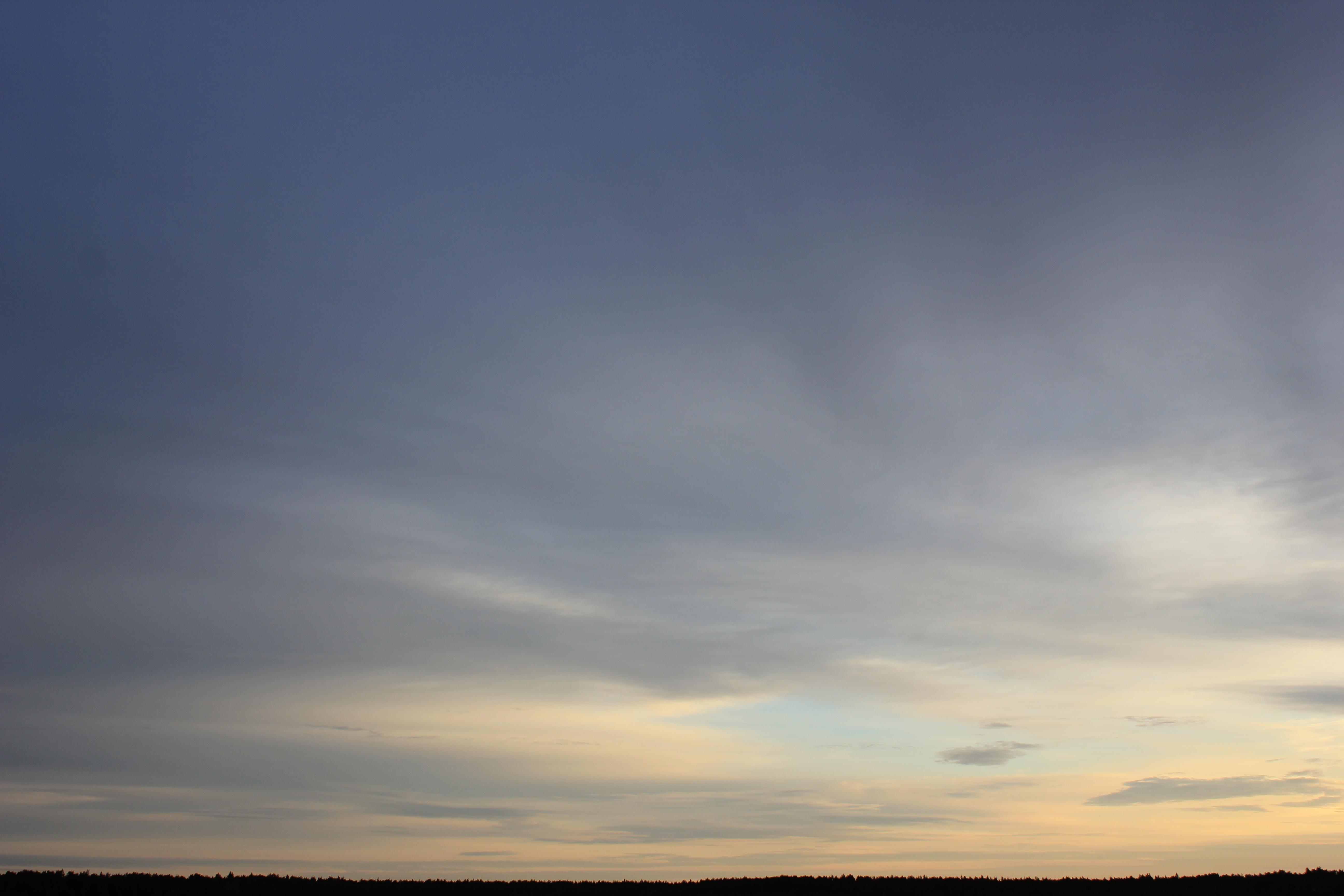 Яркое утреннее небо (10)