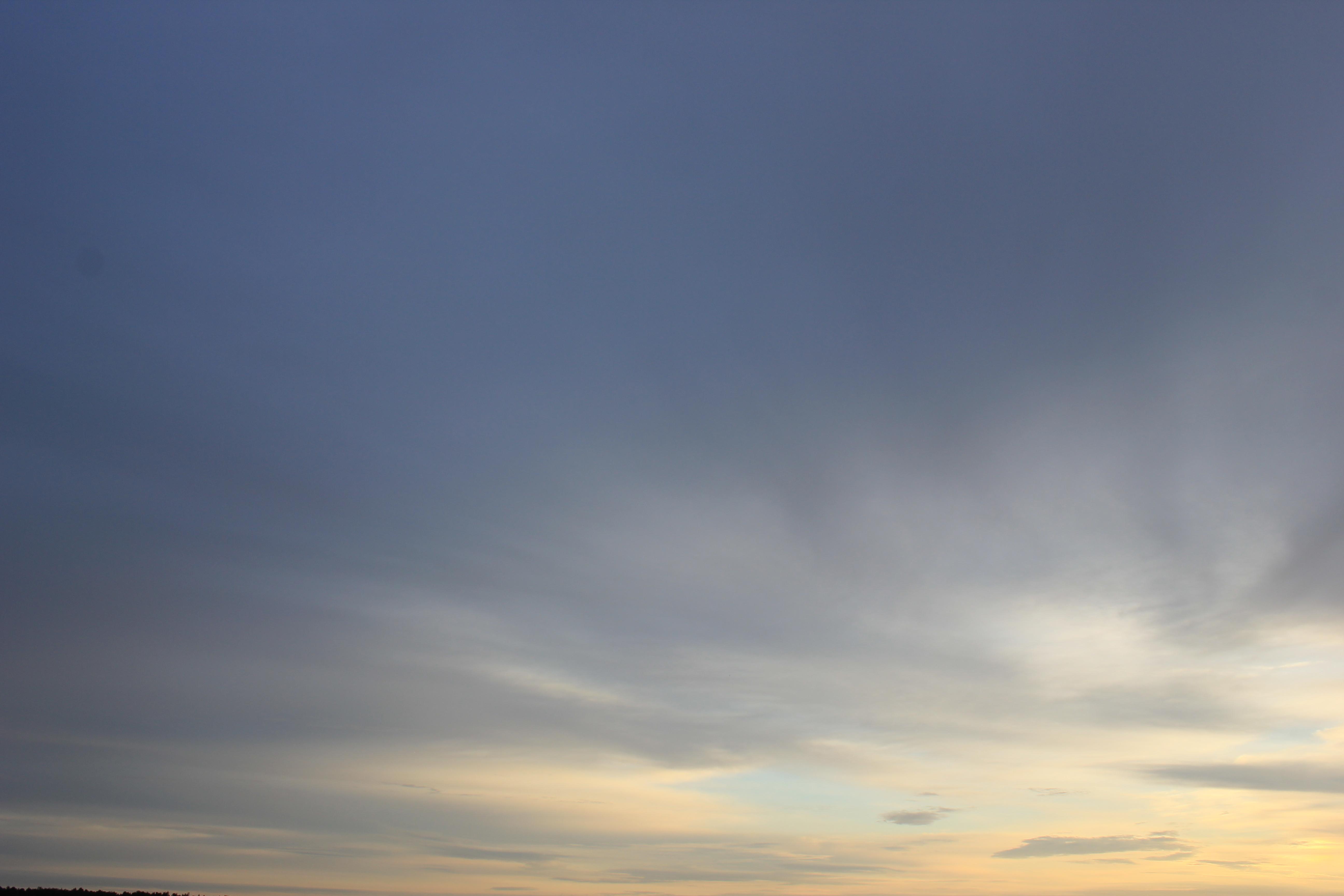 Яркое утреннее небо (11)