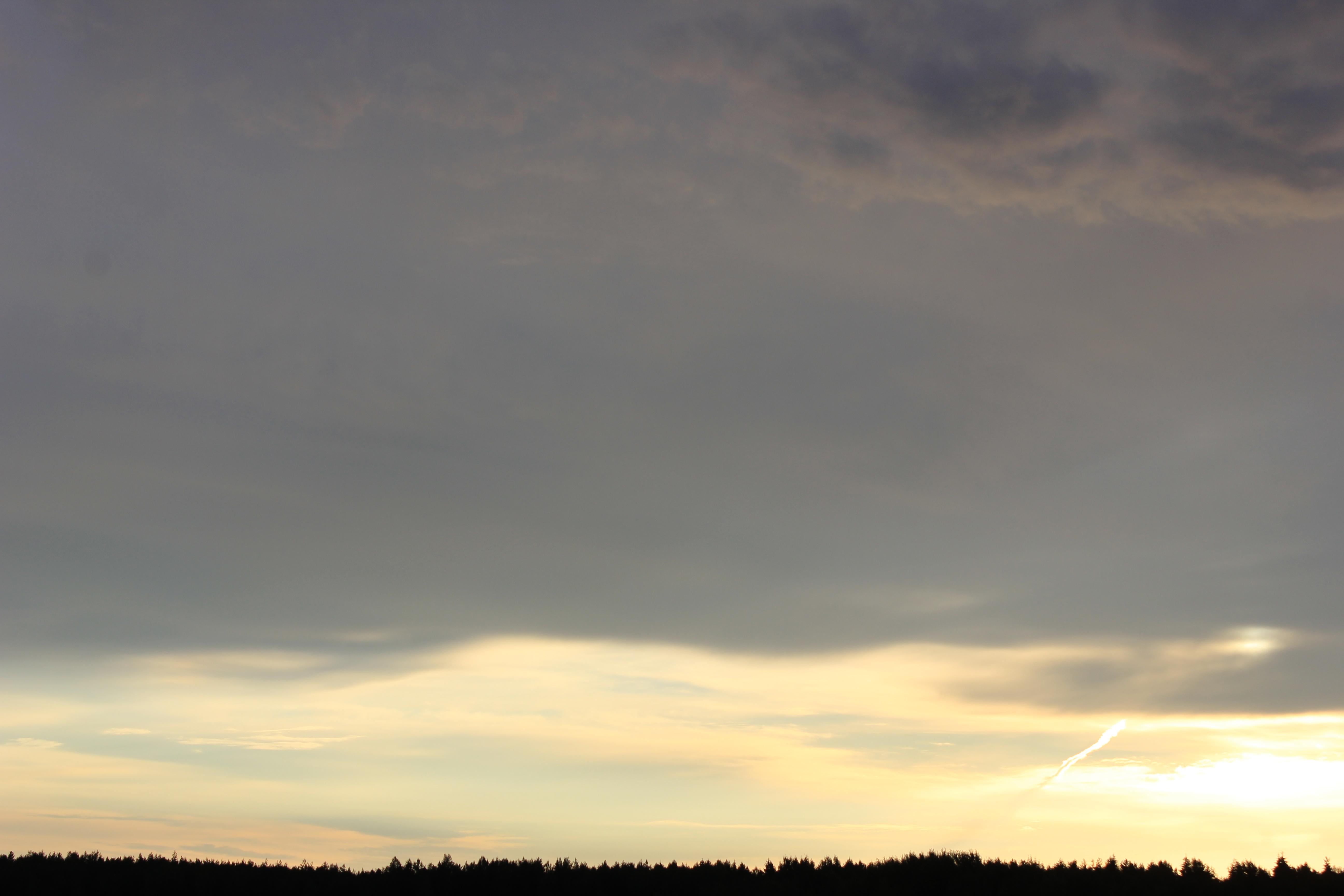 Яркое утреннее небо (120)