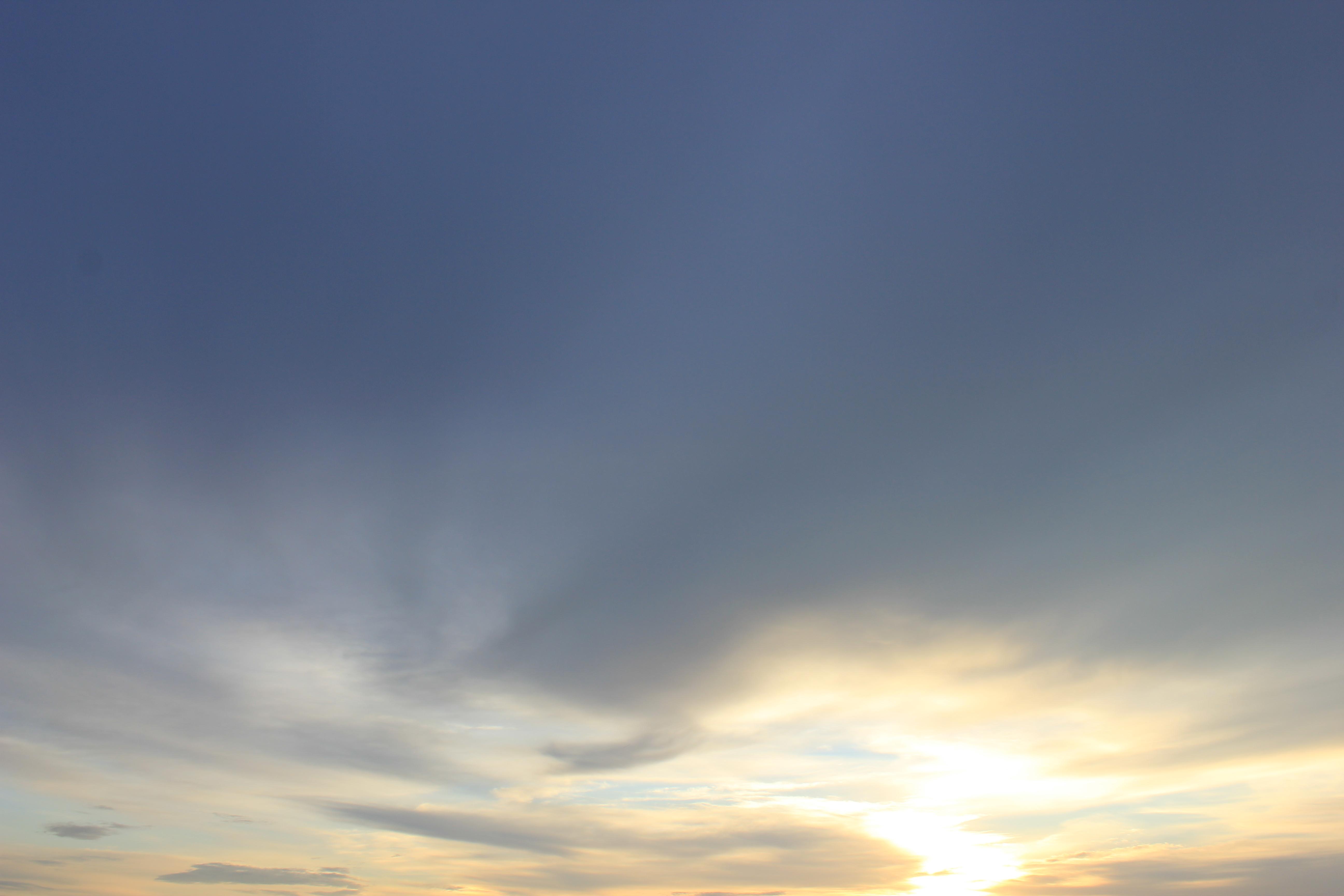 Яркое утреннее небо (14)