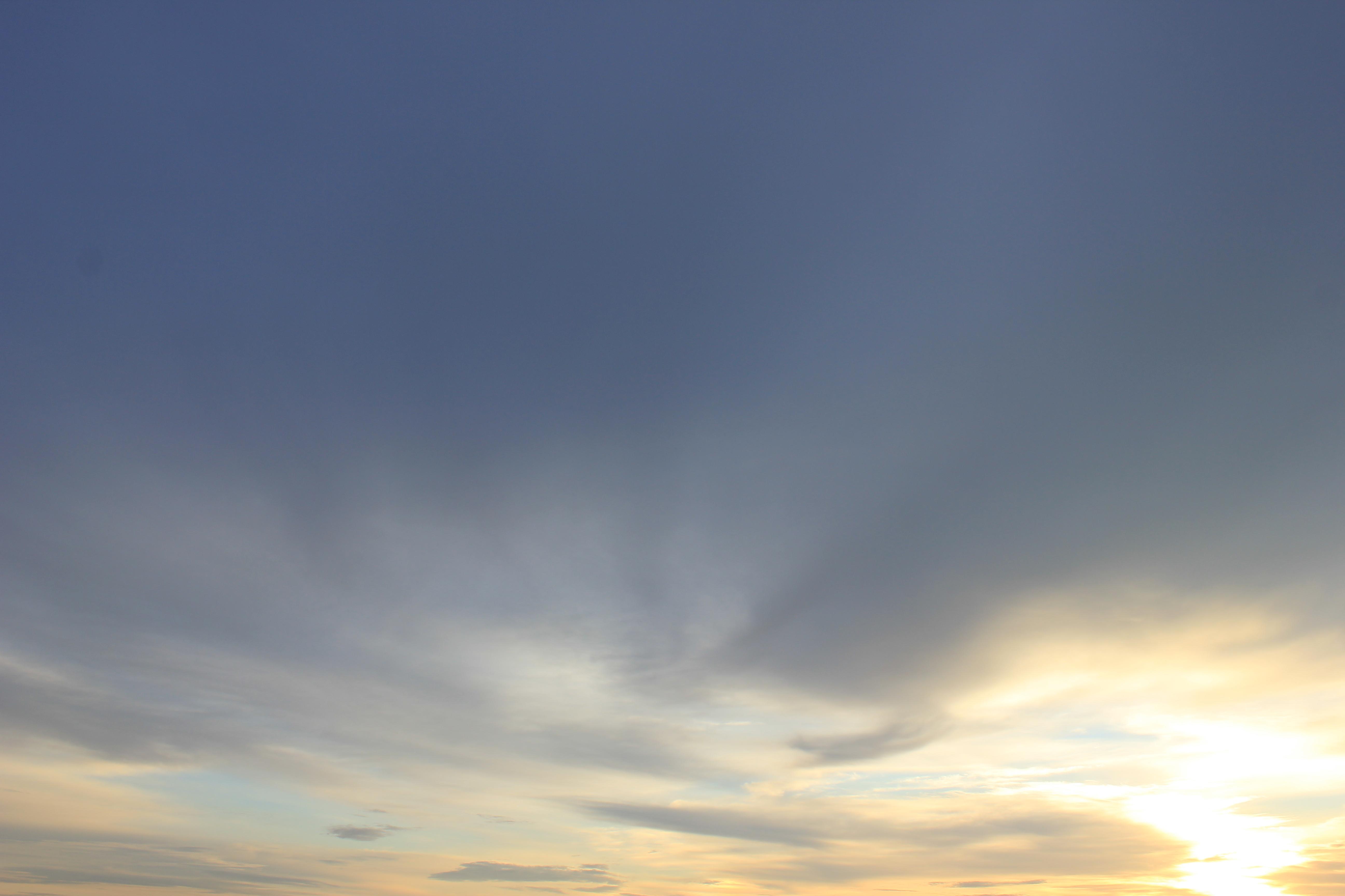 Яркое утреннее небо (15)