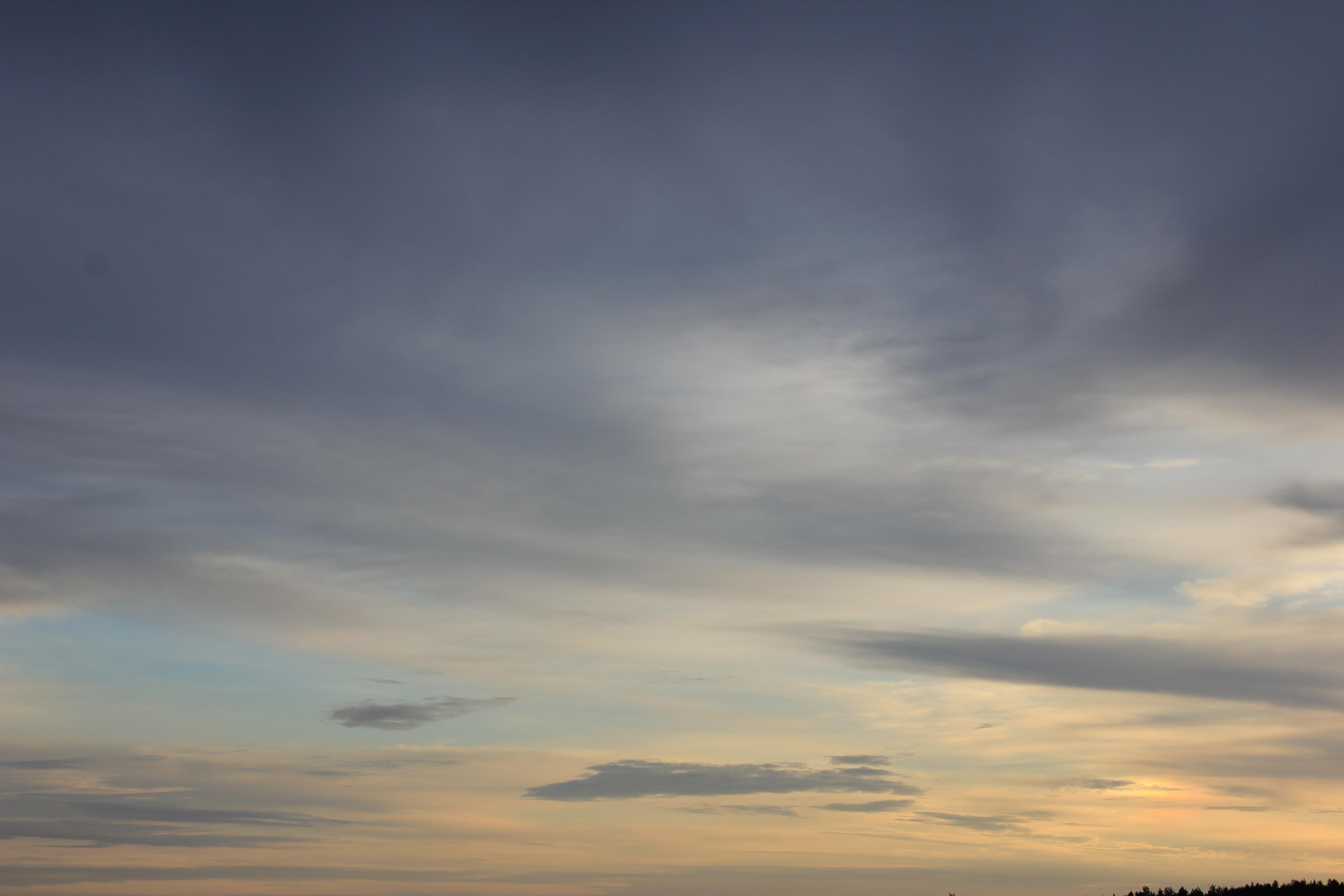 Яркое утреннее небо (23)