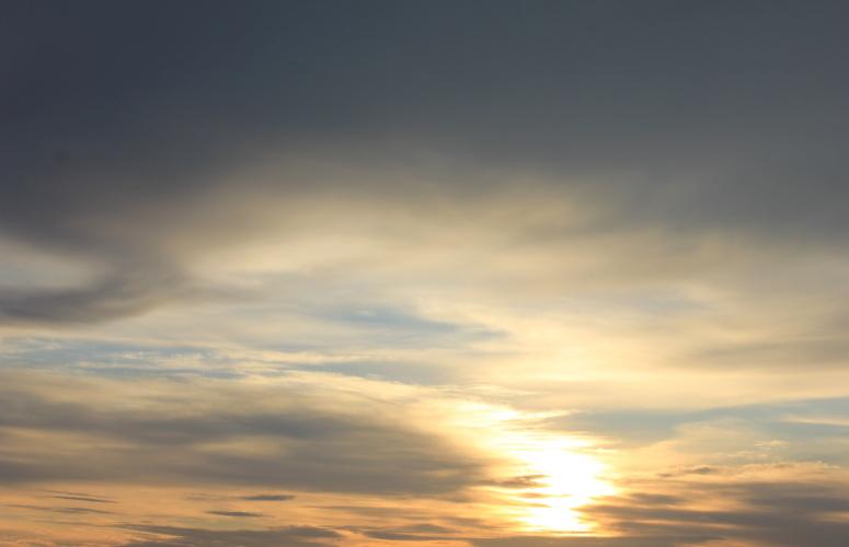 Яркое утреннее небо (29)