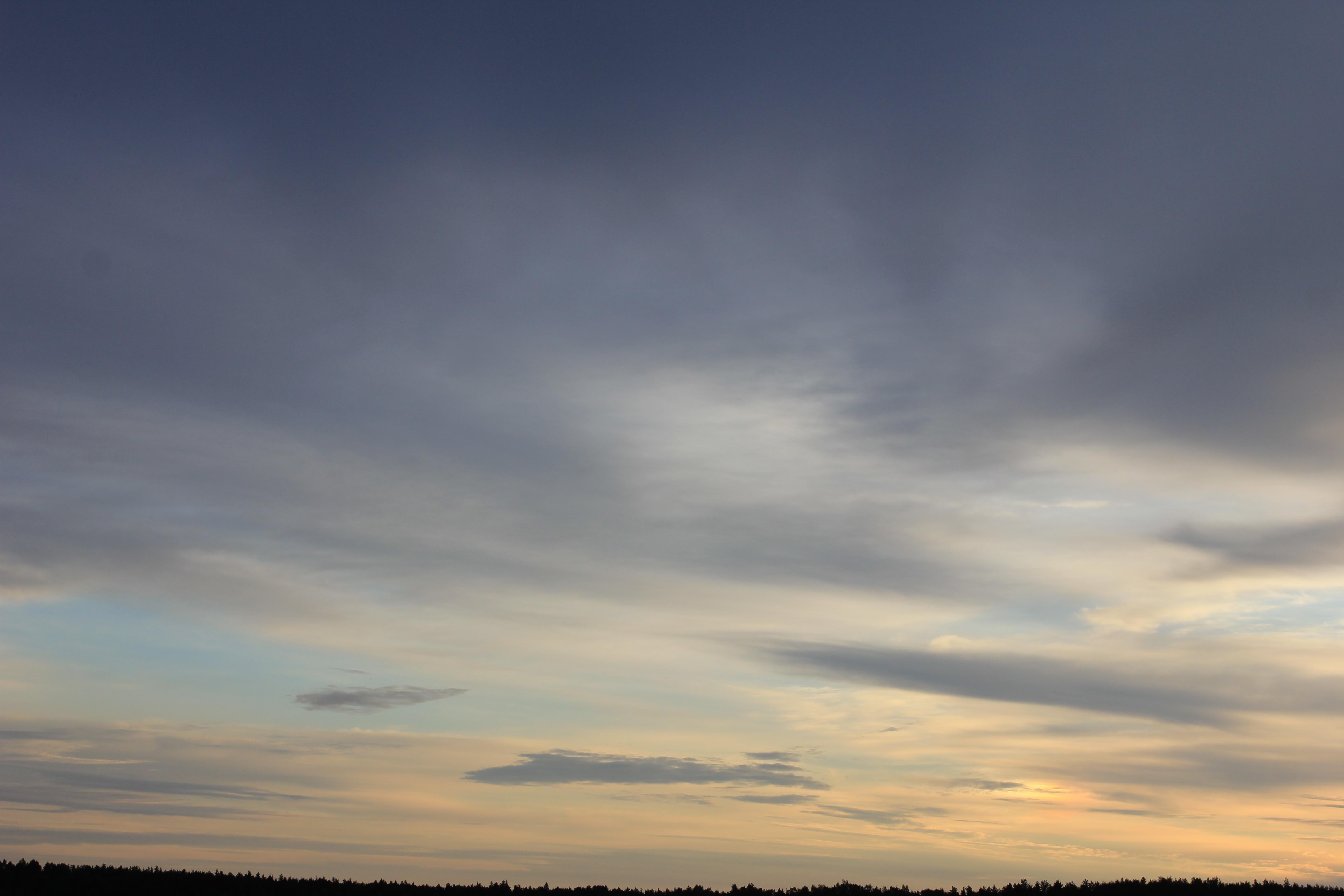 Яркое утреннее небо (31)
