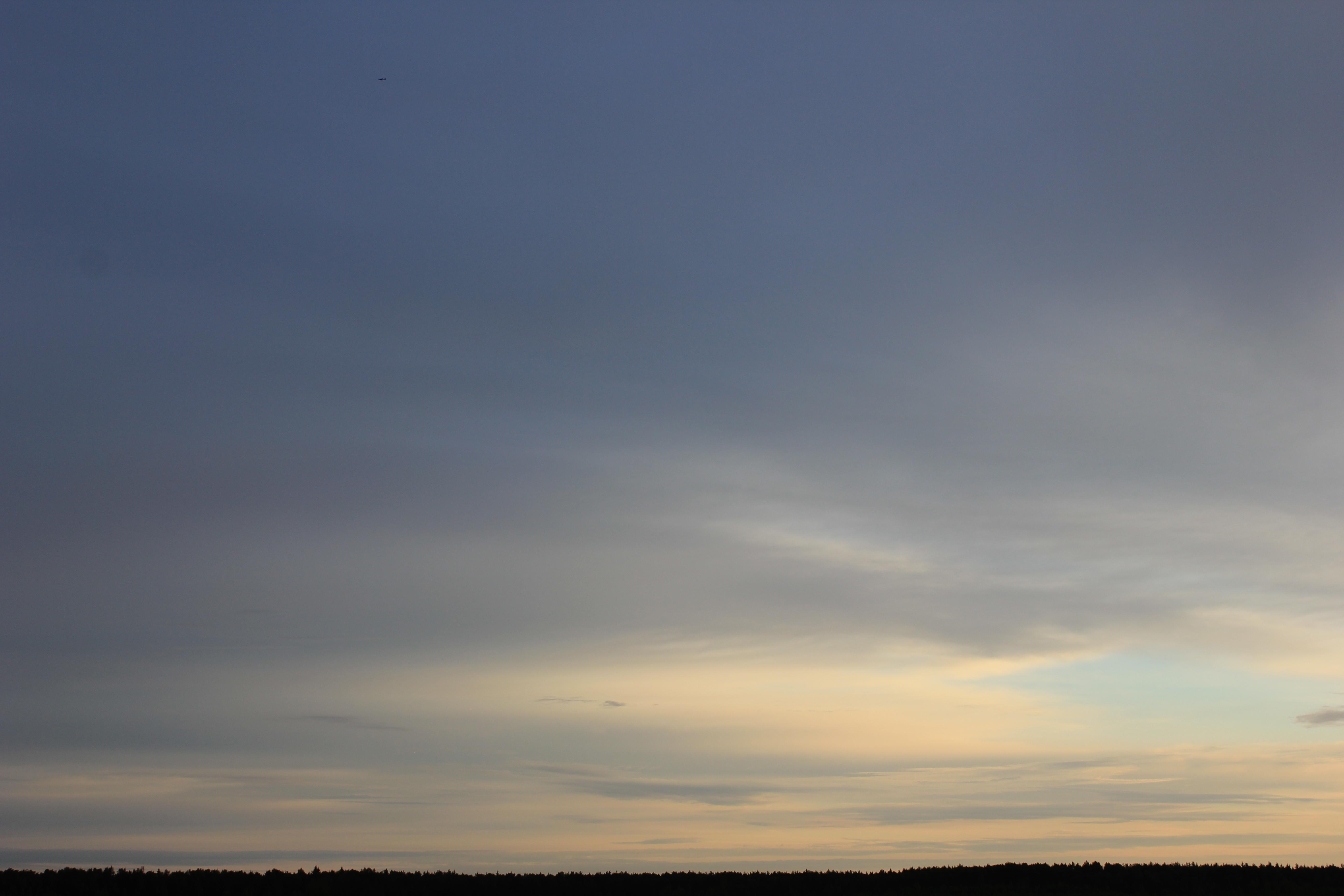 Яркое утреннее небо (34)