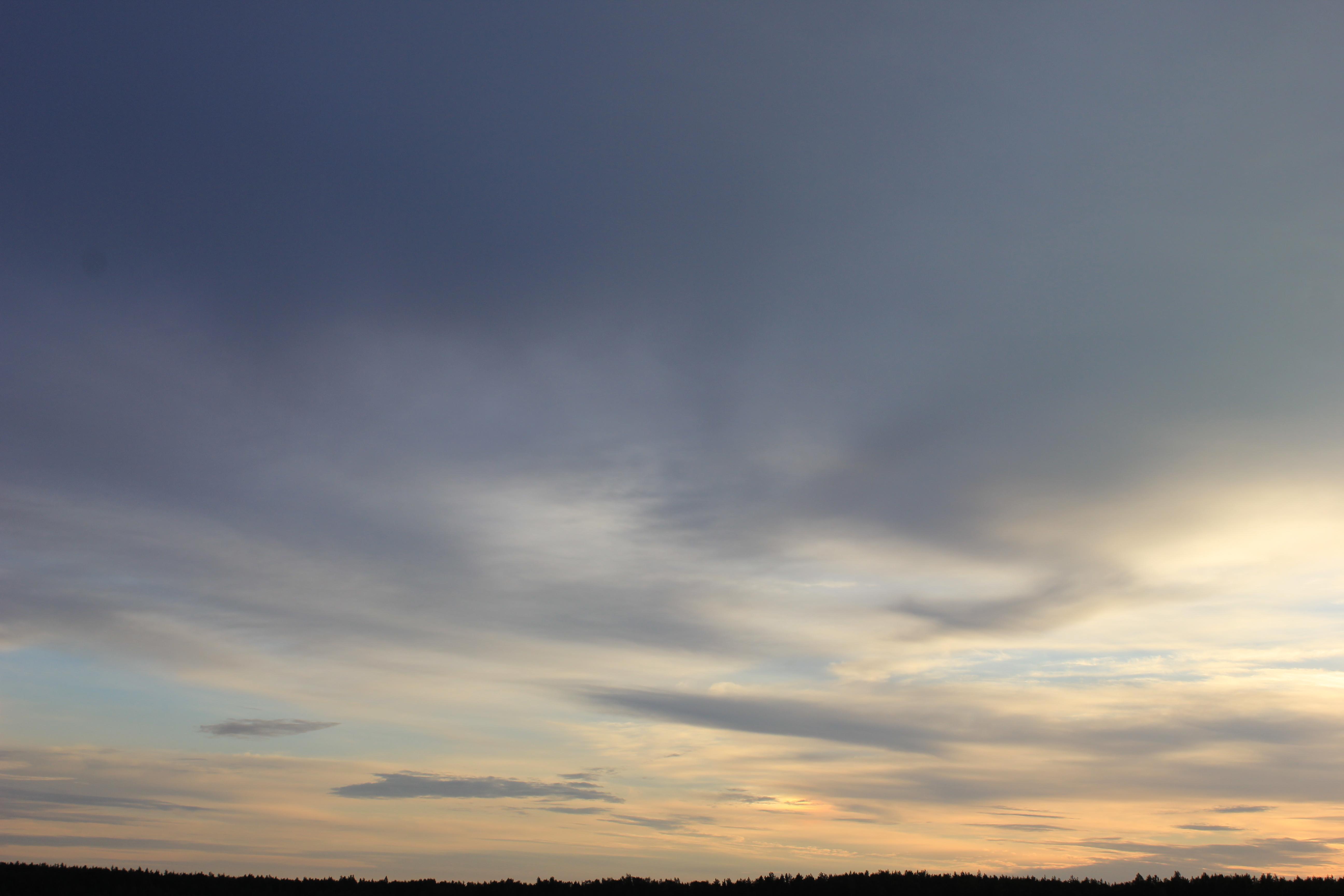 Яркое утреннее небо (39)