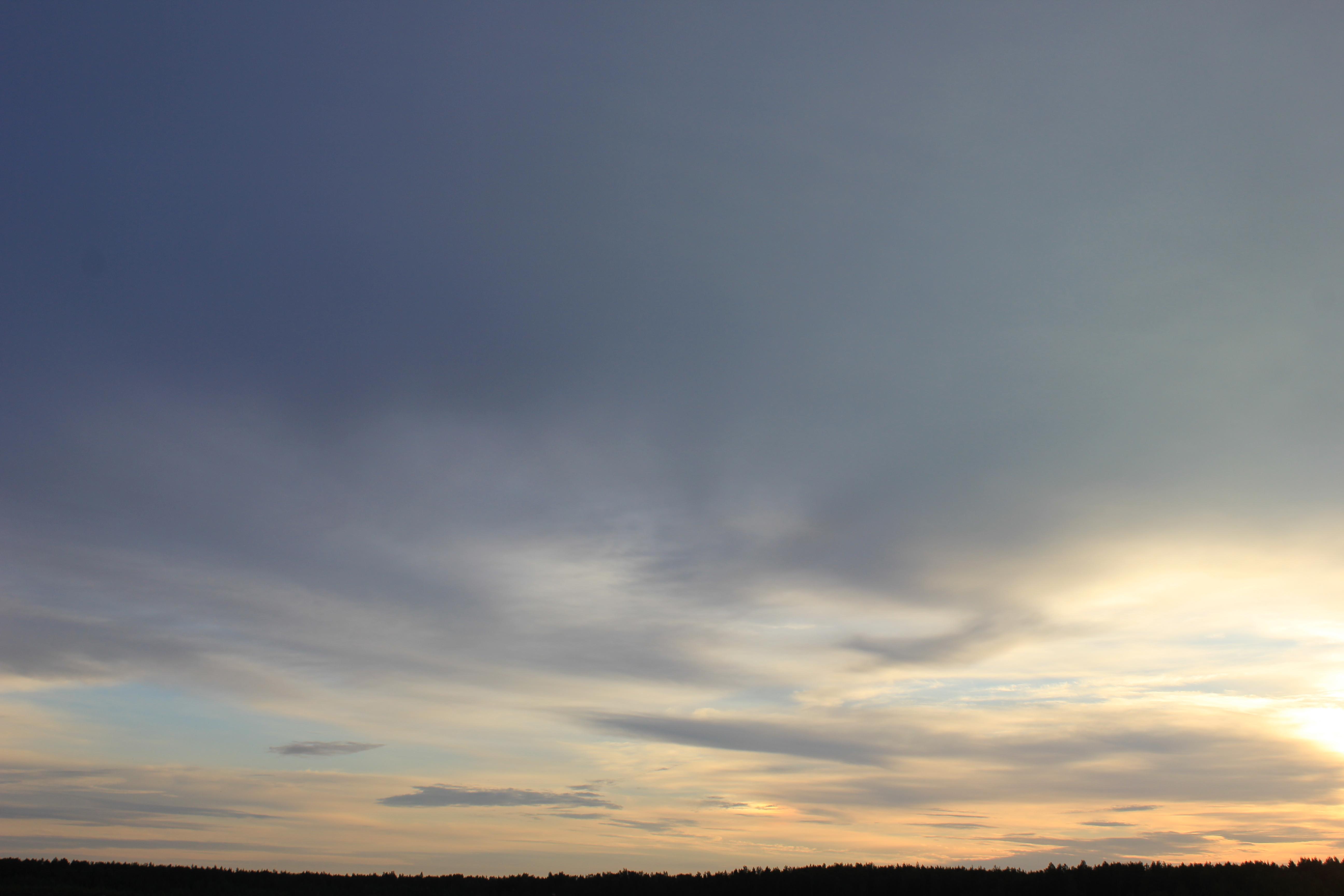 Яркое утреннее небо (43)