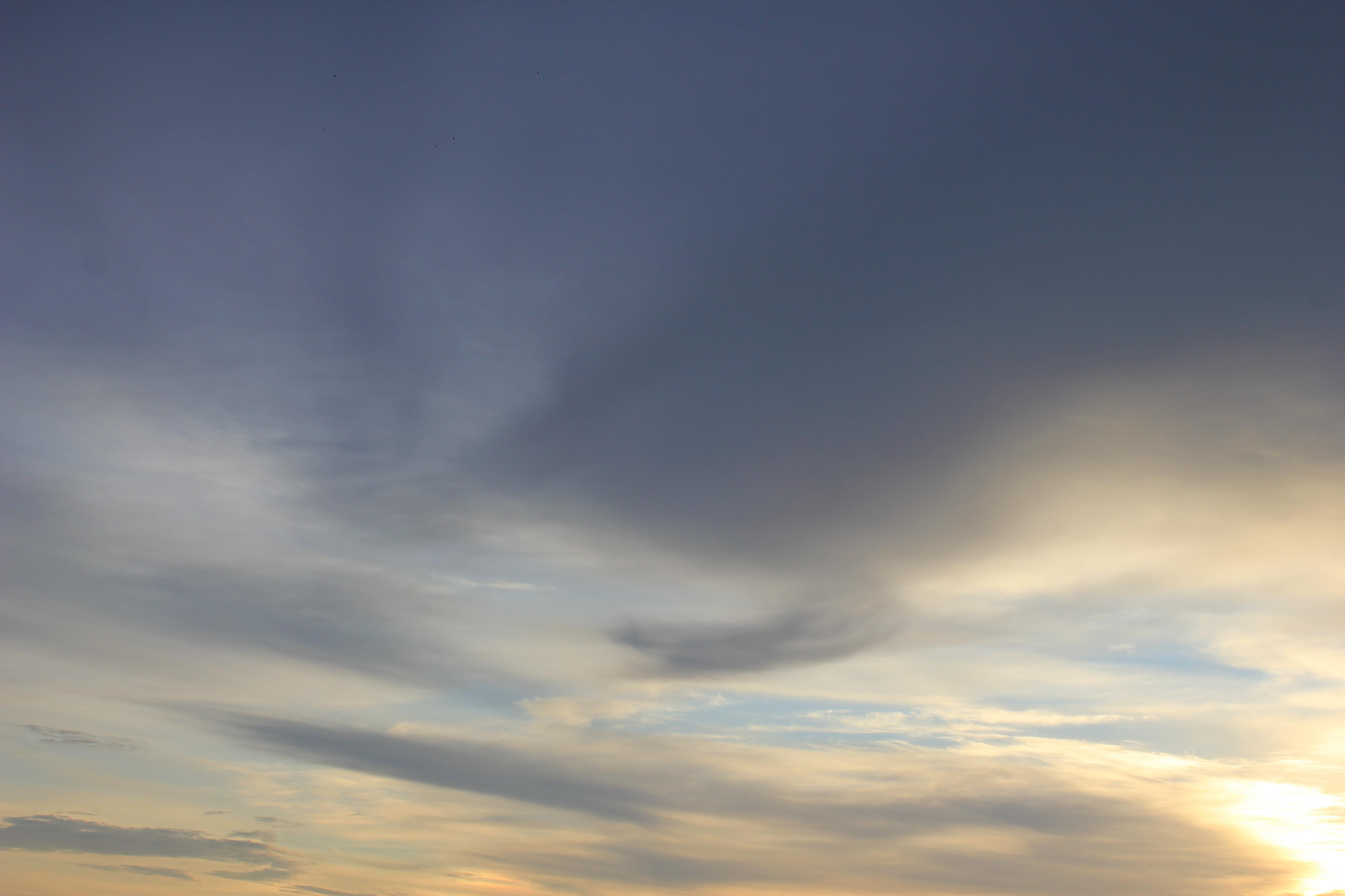 Яркое утреннее небо (5)