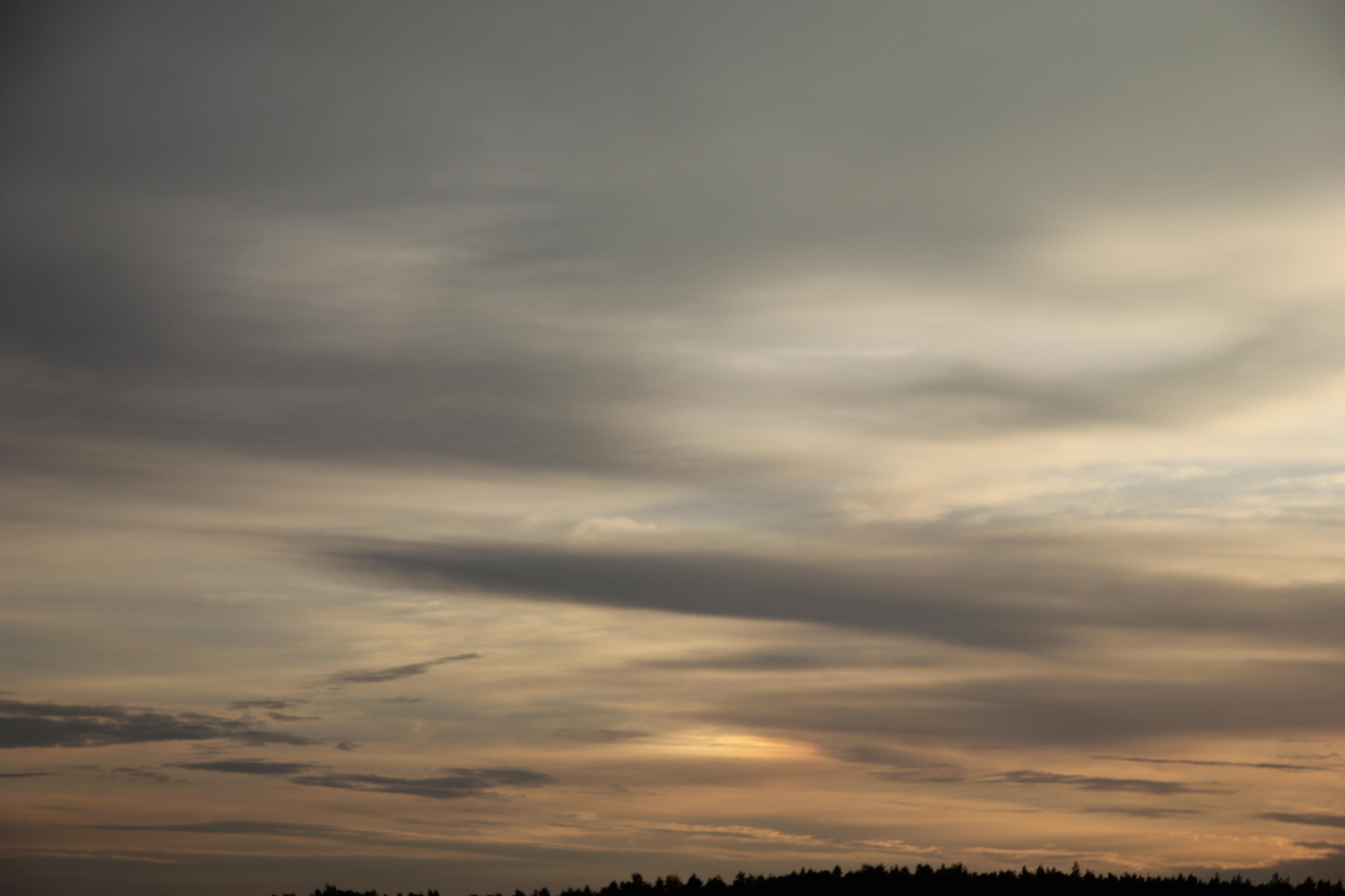 Яркое утреннее небо (56)
