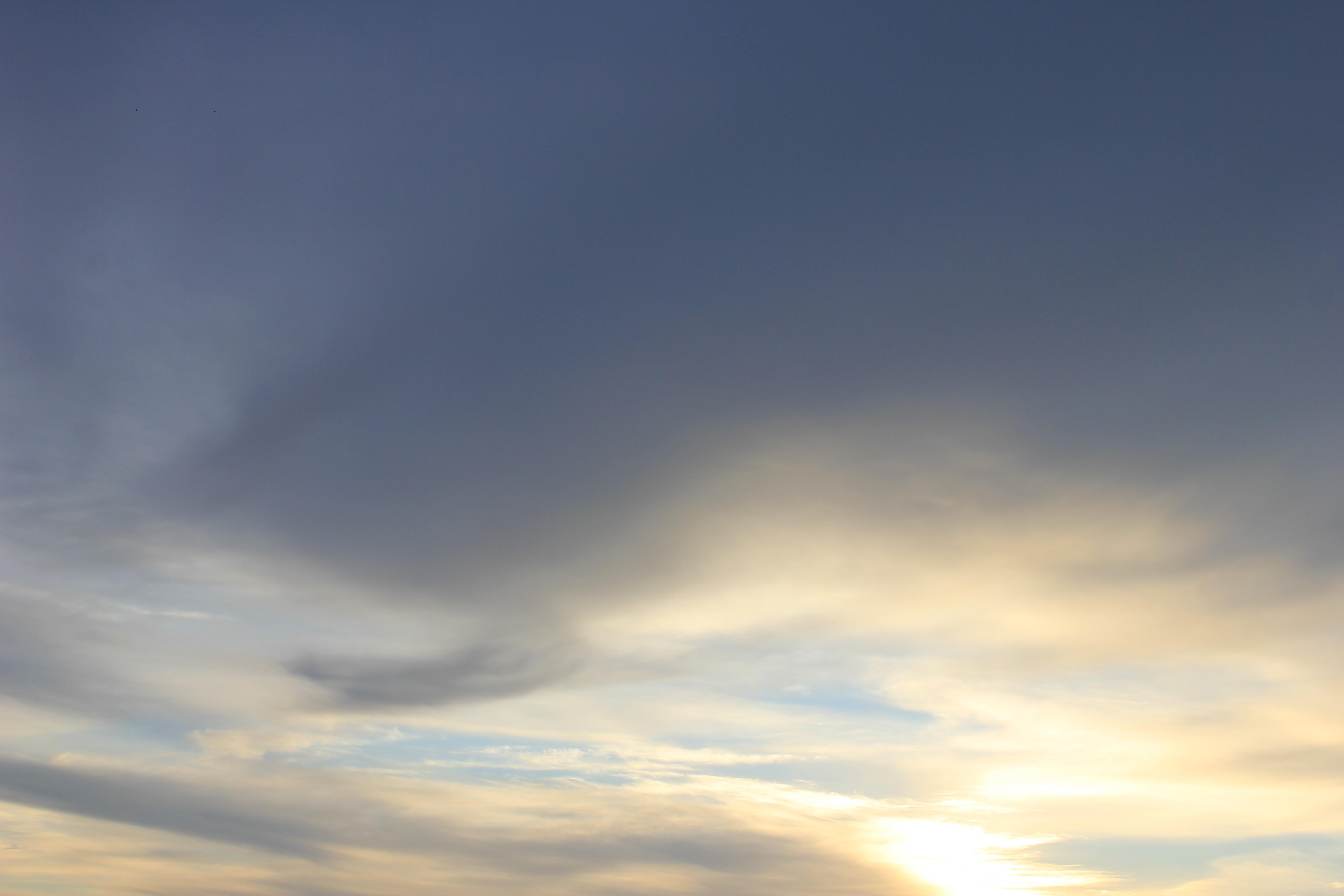 Яркое утреннее небо (6)