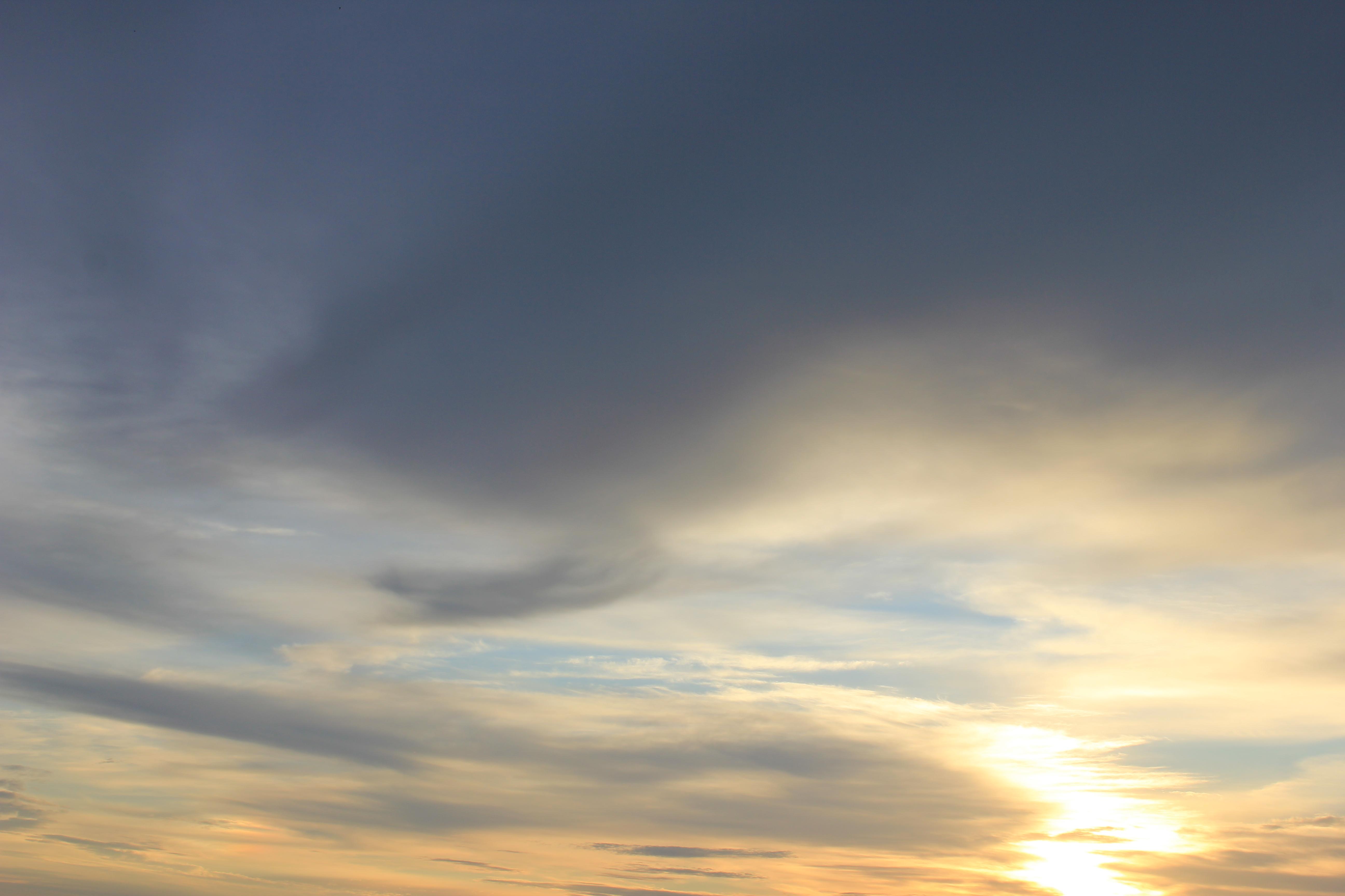 Яркое утреннее небо (7)
