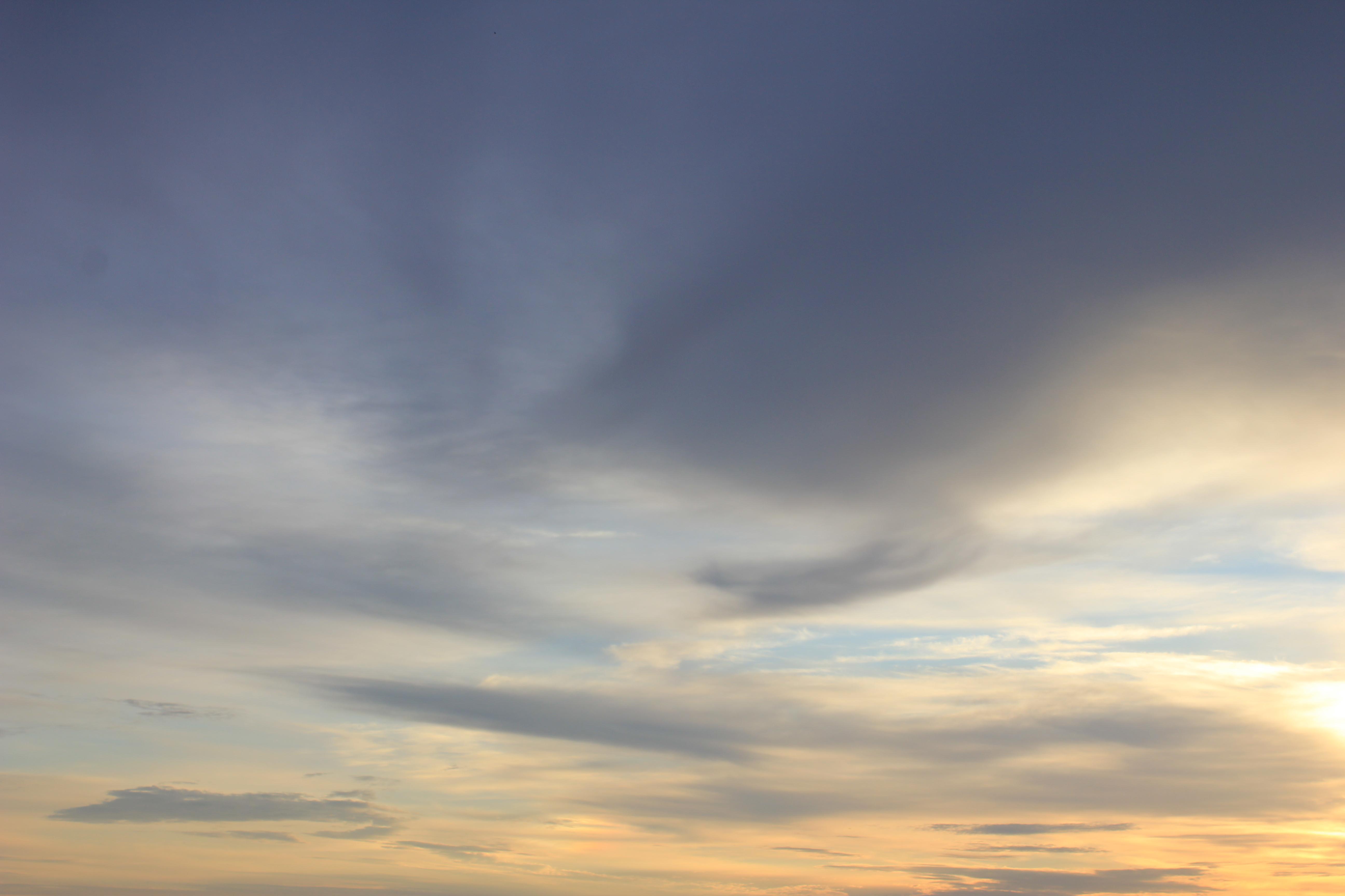 Яркое утреннее небо (8)