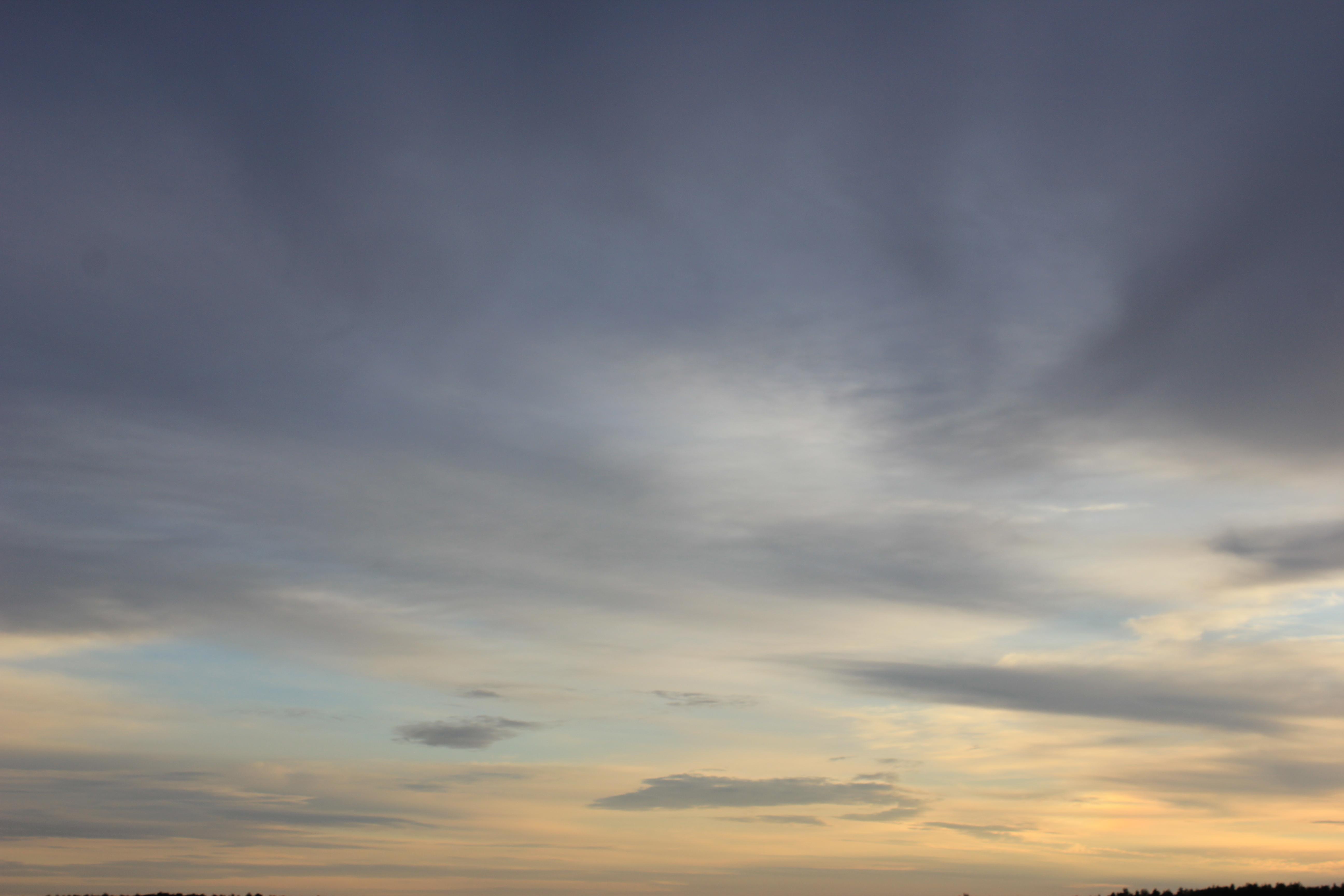 Яркое утреннее небо (9)
