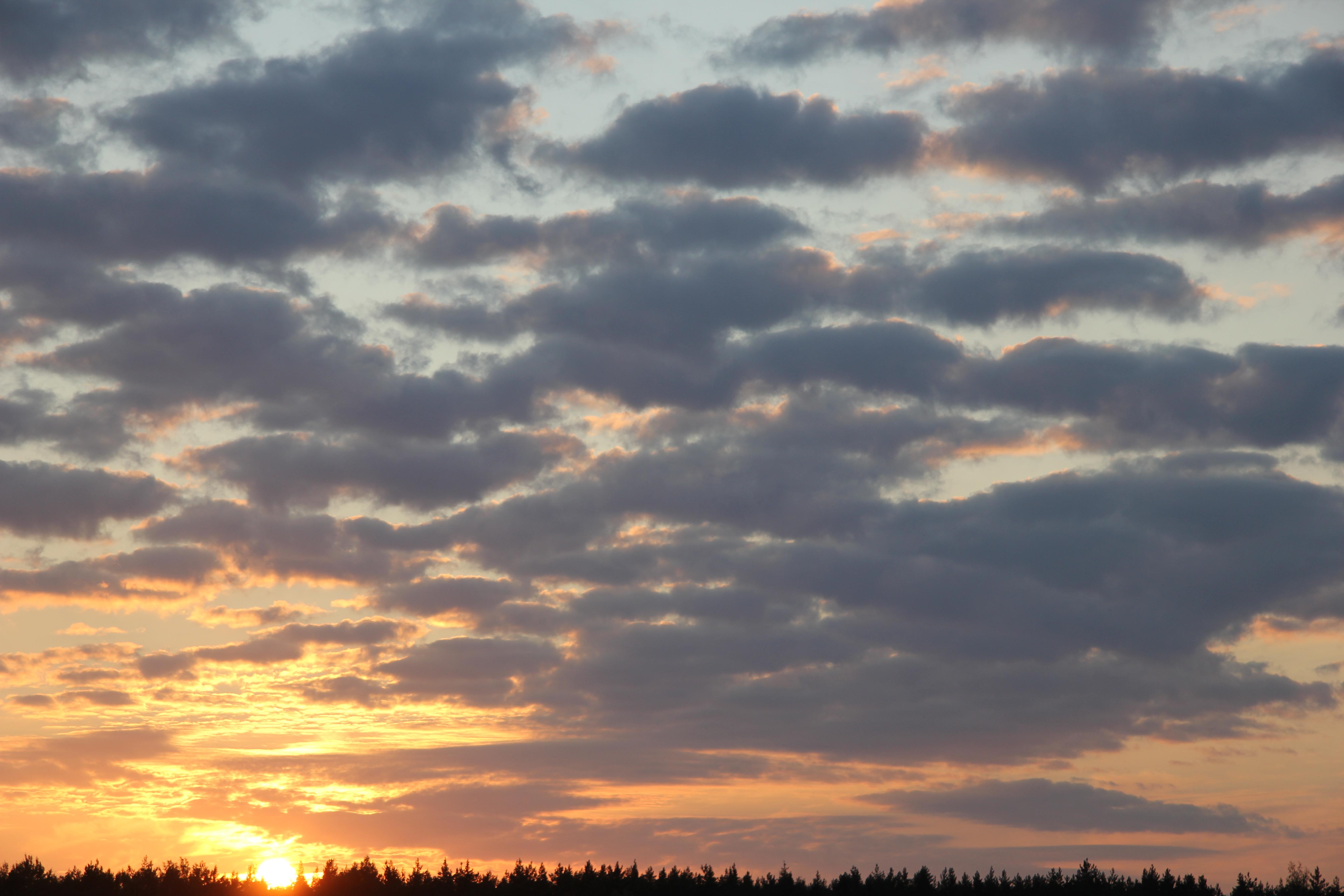 заход солнца (2)